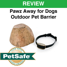 Pawz Away for Dogs Outdoor Pet Barrier