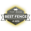 top pick best fence table