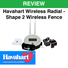 Havahart Wireless Radial-Shape 2 Wireless Fence